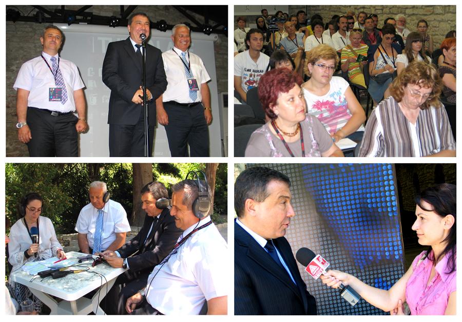 Участието на трите общини – Несебър, Созопол и Поморие, на IX-тия Международен фестивал за късометражно кино в Балчик
