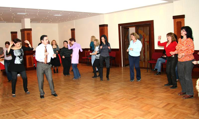 Откриване Танцова академия Несебър