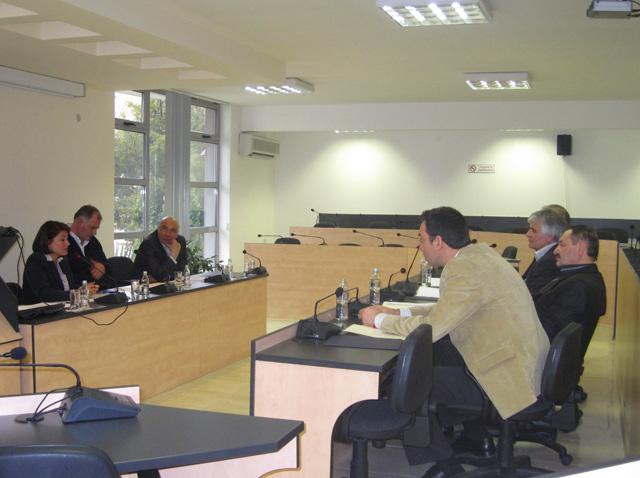 заседание на Управителния съвет на Асоциацията на Българските Черноморски Общини