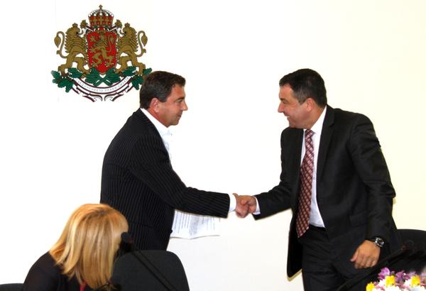 Кметът и общинските съветници в Несебър се заклеха