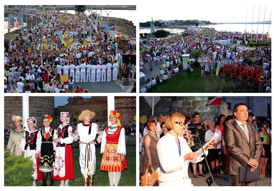 Несебър, фестивал - Слънце - Радост - Красота